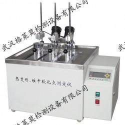 XRW-300MA热变形、维卡软化点温度测定仪