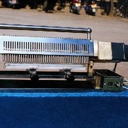 SDL-350试样标距电动式连续打点机