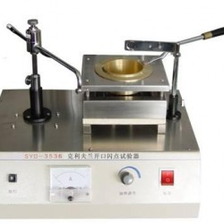 SYD-3536克利夫兰开口闪点试验器