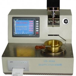 SYD-3536A自动开口闪点试验器