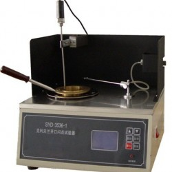 SYD-3536-1克利夫兰开口闪点试验器