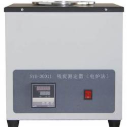 SYD-30011数字温度控制电炉法残炭测定器