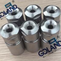 S32750/2507无缝管焊接管法兰管件