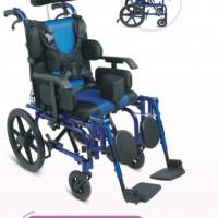 厂家直销 铝合金多功能儿童轮椅 舒适安全康复儿童轮椅