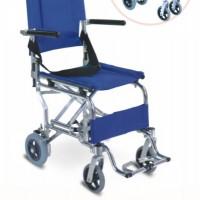 福建厂家 铝合金轮椅 可折叠 轻便轮椅 FS807LABP