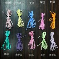福建优质厂家 彩色耳带绳 口罩耳带 一次性耳带 颜色可定制