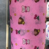福建优质厂家 小公主水刺布 印花水刺布 可来图定做