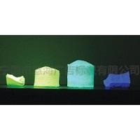 工业用夜光粉,注塑丝印用发光粉,荧光粉,无机颜料