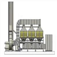 通用环保设备催化燃烧 整套废气处理设备定制
