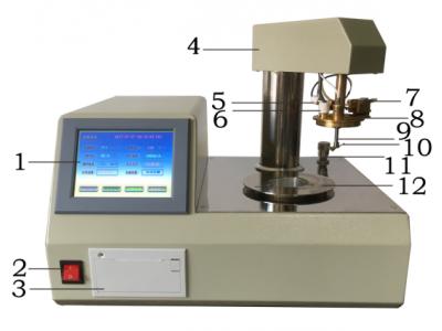 GLM-KK261 全自动闭口闪点测定仪